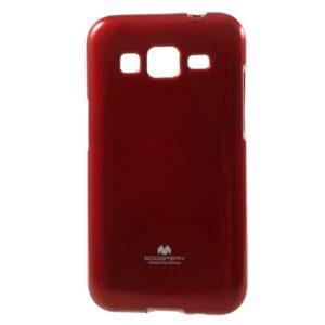 Θήκη SAMSUNG Galaxy Core Prime πλάτη στρας κόκκινο