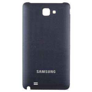 Θήκη SAMSUNG Galaxy Note πλάτη πλαστική μαύρο
