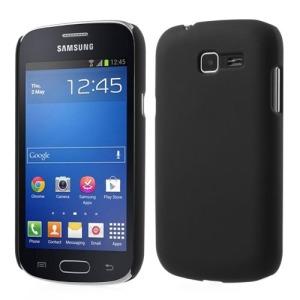 Θήκη SAMSUNG Galaxy Trend Lite πλάτη πλαστική μαύρο