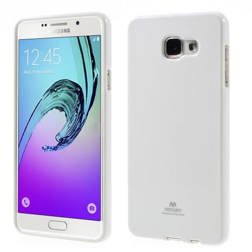 Θήκη SAMSUNG Galaxy A7 (2016) NEWSETS MERCURY Πλάτη στρας λευκό