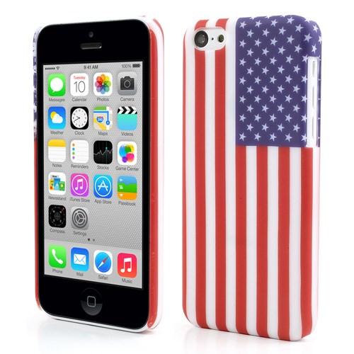 Θήκη APPLE iPhone 5c πλάτη πλαστική πολύχρωμο