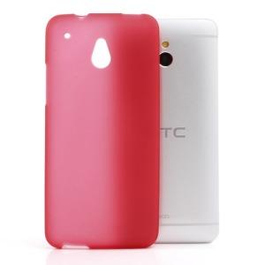 Θήκη HTC One Mini M4 πλάτη tpu κόκκινο