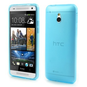 Θήκη HTC One Mini M4 πλάτη tpu μπλε