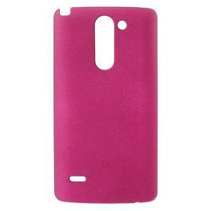 Θήκη LG G3 Stylus πλάτη πλαστική φούξια