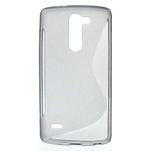 Θήκη LG G3 Stylus πλάτη tpu γκρι