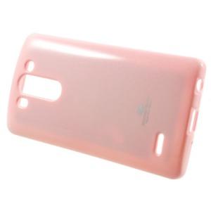 Θήκη LG G3s-Beat πλάτη στρας ροζ