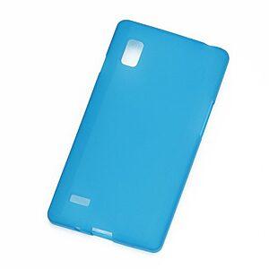 Θήκη LG L9-P760 πλάτη tpu γαλάζιο