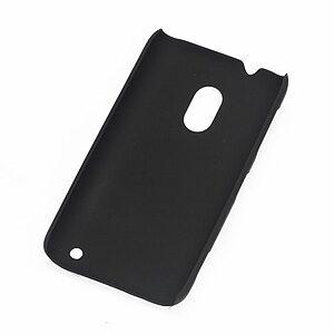 Θήκη NOKIA Lumia 620 πλάτη πλαστική μαύρο