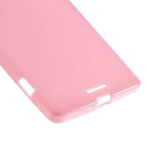 Θήκη NOKIA Microsoft Lumia 950XL πλάτη tpu ροζ
