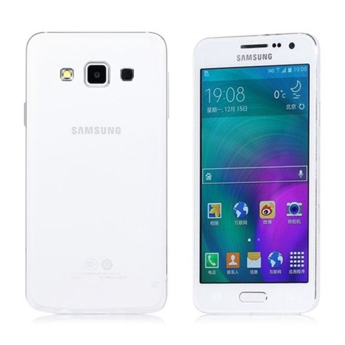 Θήκη SAMSUNG Galaxy A3 OEM ultra slim 0,5mm διάφανη