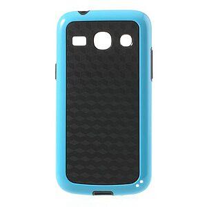 Θήκη SAMSUNG Galaxy Core Plus πλάτη tpu μπλε