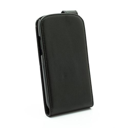 Θήκη SAMSUNG Galaxy Express flip - wallet δερματίνη μαύρο