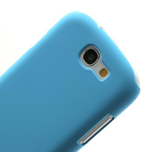 Θήκη SAMSUNG Galaxy Express πλάτη πλαστική γαλάζιο