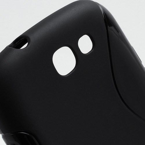 Θήκη SAMSUNG Galaxy Express πλάτη tpu μαύρο