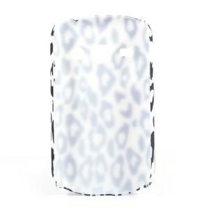 Θήκη SAMSUNG Galaxy Fame πλάτη πλαστική λευκό