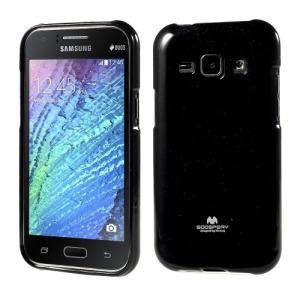 Θήκη SAMSUNG Galaxy J1 πλάτη στρας μαύρο