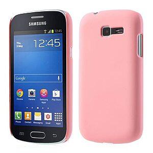 Θήκη SAMSUNG Galaxy Trend Lite πλάτη πλαστική ροζ
