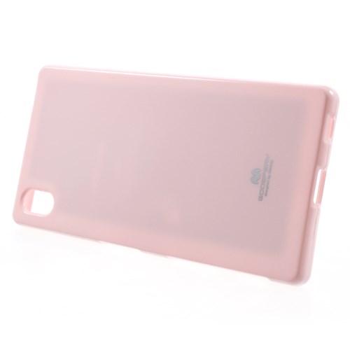 Θήκη SONY Xperia Z5 πλάτη στρας ροζ
