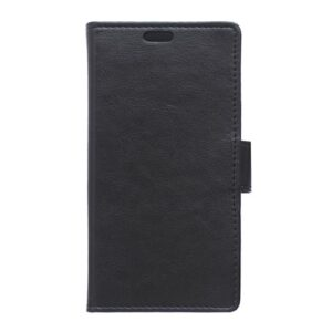 Θήκη ZTE Blade L3 flip - wallet δερματίνη μαύρο
