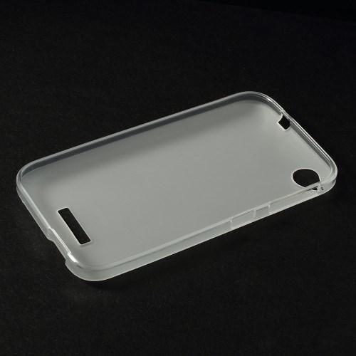 Θήκη HTC Desire 320 OEM πλάτη tpu λευκό