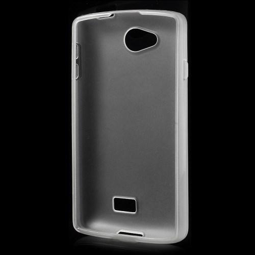 Θήκη LG F60 OEM πλάτη διάφανη λευκό