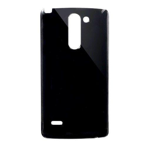 Θήκη LG G3 Stylus OEM πλάτη διάφανη λευκό