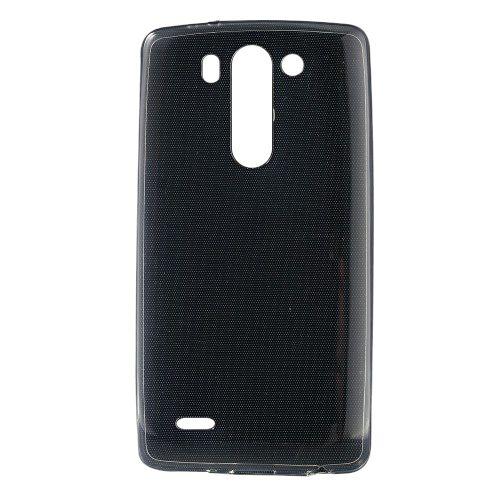 Θήκη LG G3s-Beat OEM πλάτη διάφανη λευκό