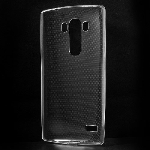 Θήκη LG G4 Beat OEM πλάτη διάφανη λευκό