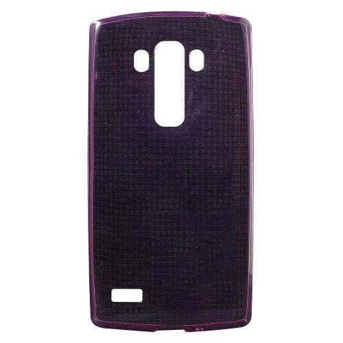Θήκη LG G4 Beat OEM πλάτη tpu φούξια