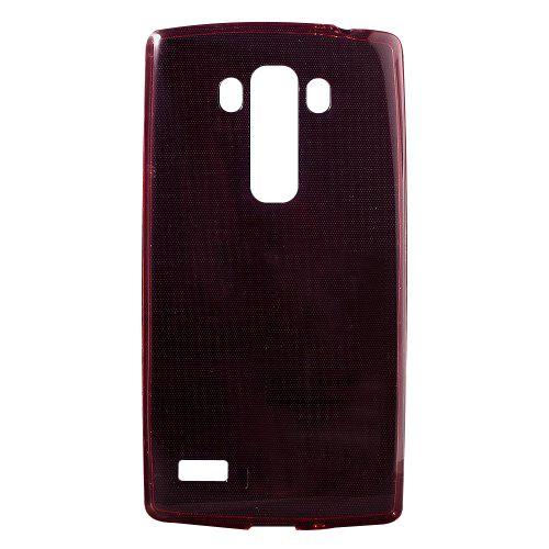 Θήκη LG G4 Beat OEM πλάτη tpu κόκκινο