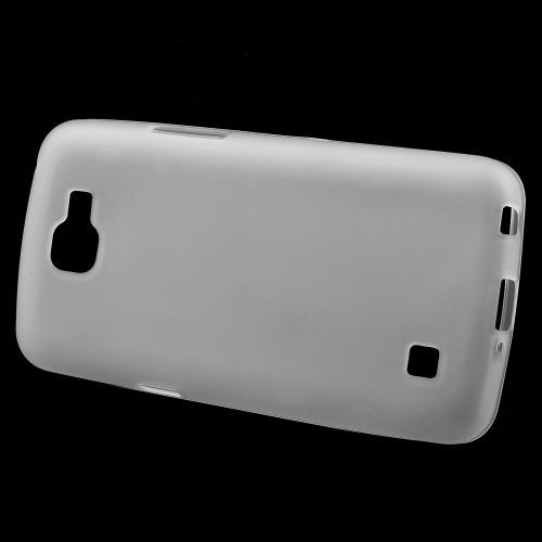 Θήκη LG K4 OEM Πλάτη tpu λευκό