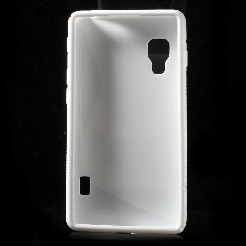 Θήκη LG L5 II-E460 OEM πλάτη tpu λευκό