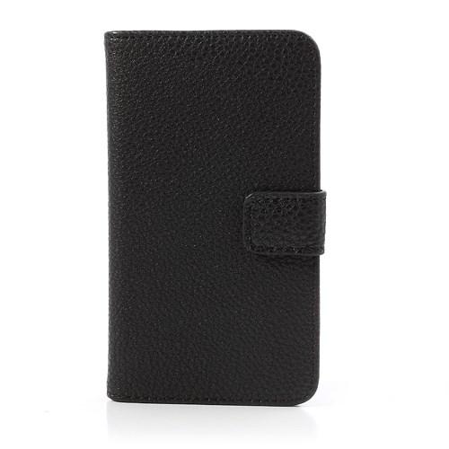 Θήκη NOKIA Lumia 620 OEM flip - wallet δερματίνη μαύρο