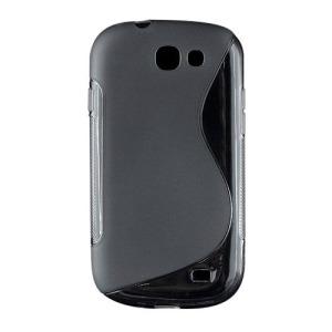 Θήκη SAMSUNG Galaxy Express OEM πλάτη διάφανη λευκό