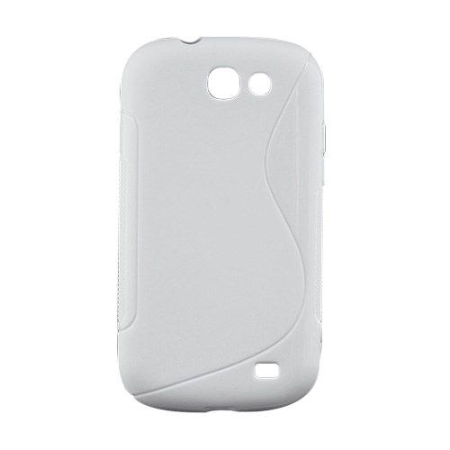Θήκη SAMSUNG Galaxy Express OEM πλάτη tpu λευκό
