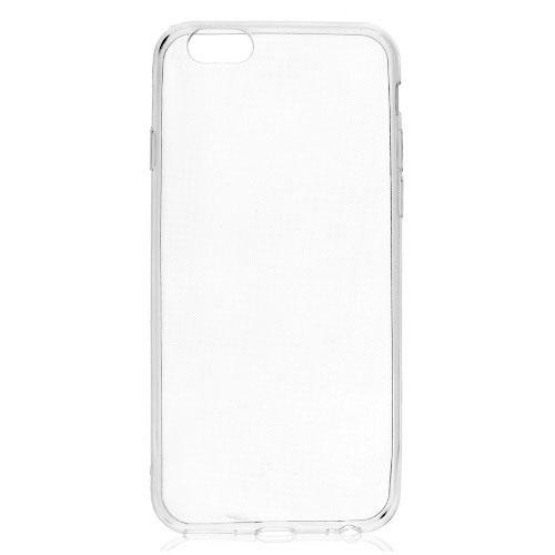 Θήκη iPhone 6 / 6s OEM Πλάτη διάφανη λευκό