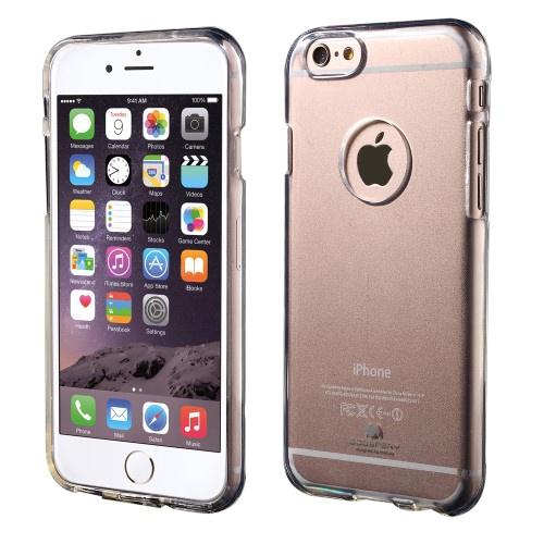 Θήκη iPhone 6 / 6s MERCURY GOOSPERY Clear Jelly Πλάτη διάφανη λευκό