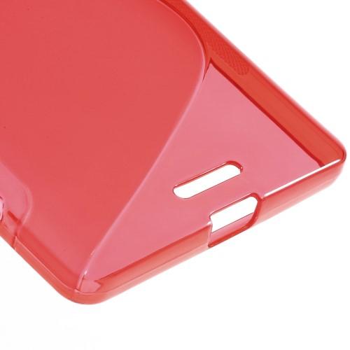 Θήκη NOKIA Microsoft Lumia 950XL OEM Πλάτη tpu κόκκινο