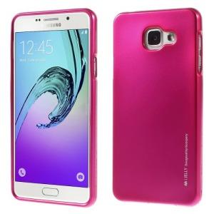 Θήκη SAMSUNG Galaxy A7 (2016) MERCURY GOOSPERY i JELLY Πλάτη tpu φούξια