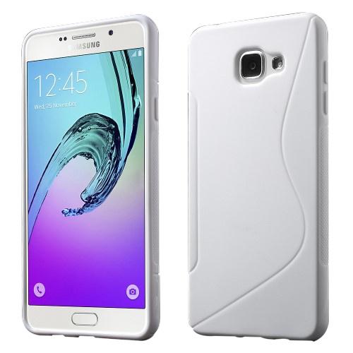 Θήκη SAMSUNG Galaxy A7 (2016) OEM Πλάτη tpu λευκό