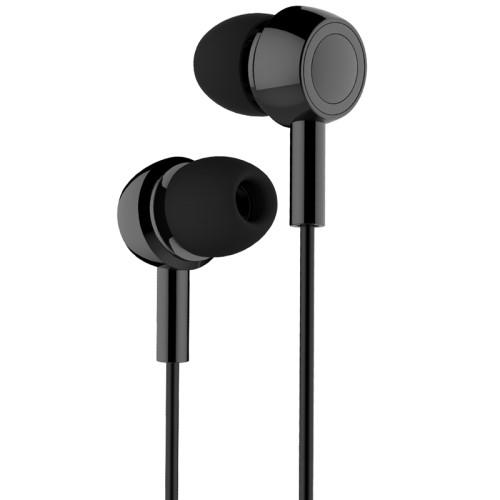 Ακουστικά USAMS  EP-12 In-ear μαύρο
