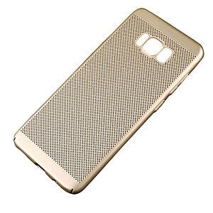 Θήκη SAMSUNG Galaxy S8 Plus OEM Heat Dissipation Πλάτη πλαστική χρυσό