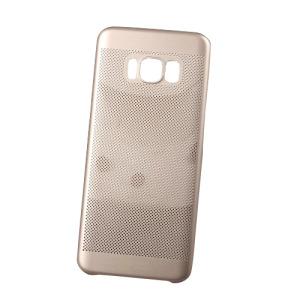 Θήκη SAMSUNG Galaxy S8 Plus LOOPEE Heat Dissipation Πλάτη πλαστική χρυσό
