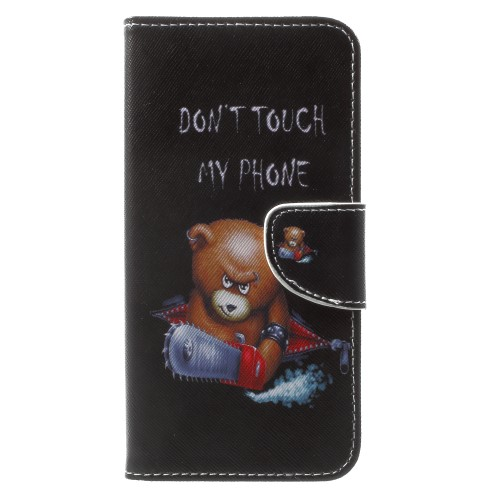 Θήκη HUAWEI Mate 10 Lite OEM Angry Bear with Chainsaw με βάση στήριξης