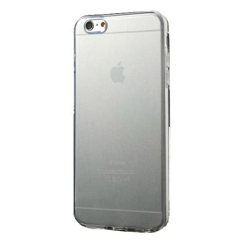 Θήκη iPhone 6 / 6s Plus OEM Clear Transparent TPU Πλάτη διάφανη λευκό