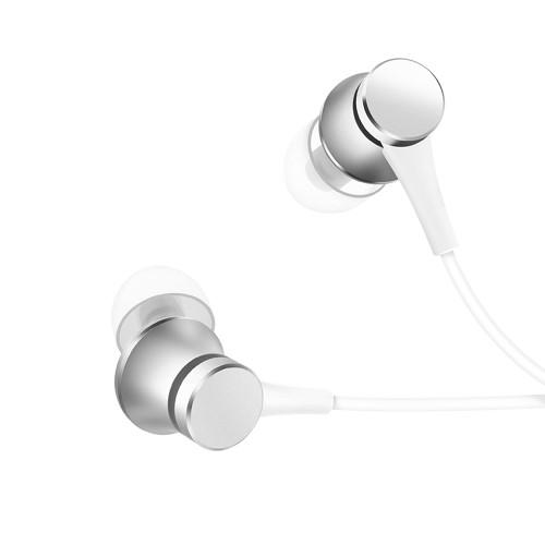 Ακουστικά Xiaomi Piston fresh In-Ear Hands Free ασημί