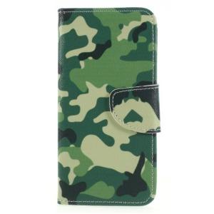 Θήκη HUAWEI P Smart OEM σχέδιο Camouflage με βάση στήριξης