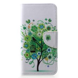 Θήκη HUAWEI P20 OEM σχέδιο Green Tree με βάση στήριξης