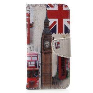 Θήκη HUAWEI P20 Pro OEM σχέδιο Big Ben and UK Flag με βάση στήριξης