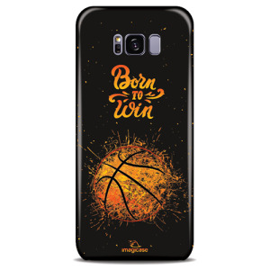 Θήκη SAMSUNG Galaxy S8 Plus OEM σχέδιο Basketball Explosion Πλάτη TPU